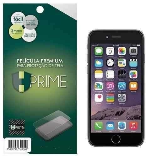 Kit de Peliculas Protetora de Tela Iphone 6 Plus Frente e Verso Hprime