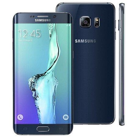 """Smartphone Samsung Galaxy S6 Edge+ SM-G928G Preto com 32GB, Tela de 5.7"""", Android 5.1, 4G, Câmera 16 MP e Processador Octa Core"""