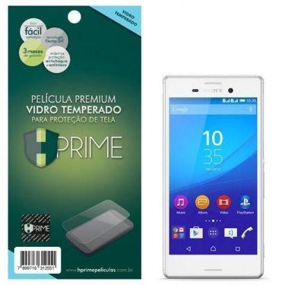 Película Premium de Vidro Temperado HPrime para Sony Xperia M4 Aqua