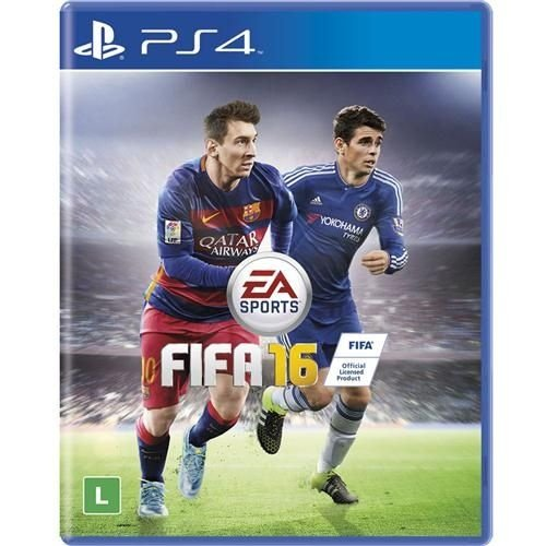 Game FIFA 16 - PS4