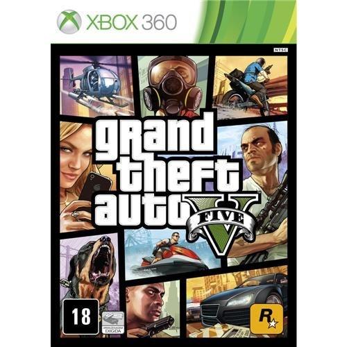 Grand Theft Auto GTA V - Xbox360
