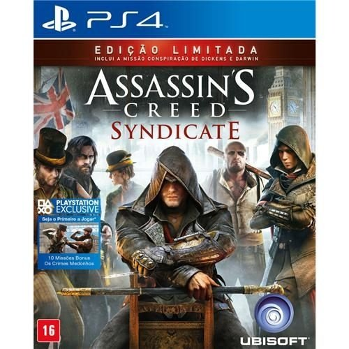 Game Assassins Creed: Syndicate - PS4