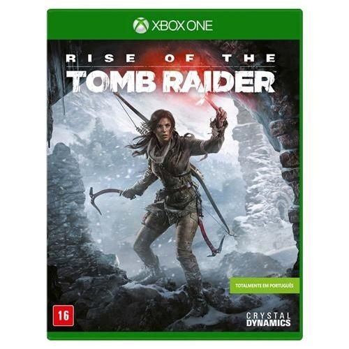 Jogo Rise of the Tomb Raider - Xbox One.
