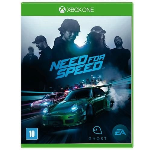 Jogo Need for Speed - Xbox One.