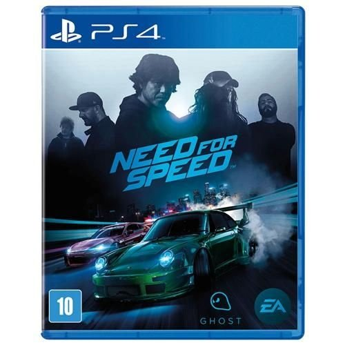 Jogo Need for Speed - PS4.