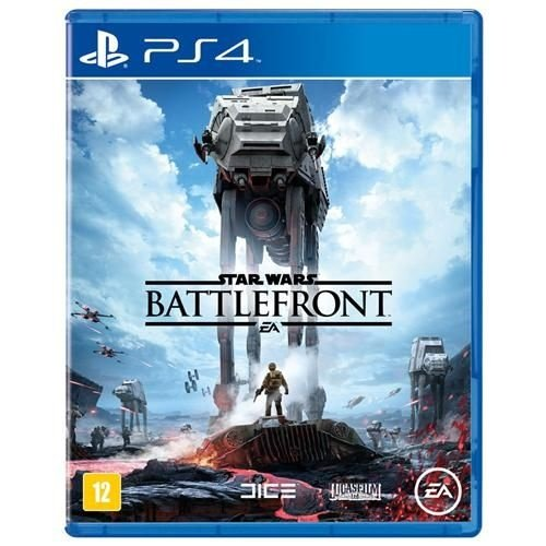 Jogo Star Wars: Battlefront - PS4.