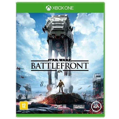 Jogo Star Wars: Battlefront - Xbox One.