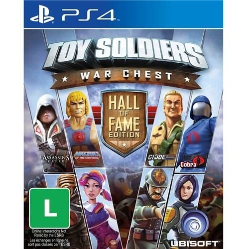 Jogo Toy Soldiers: War Chest - Hall of Fame Edition - PS4