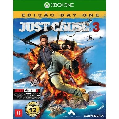 Game Just Cause 3 Day One Edition - Xbox One