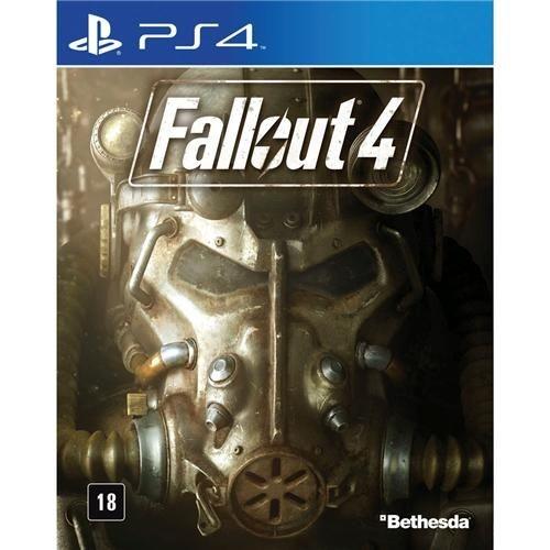 Jogo Fallout 4 - PS4.