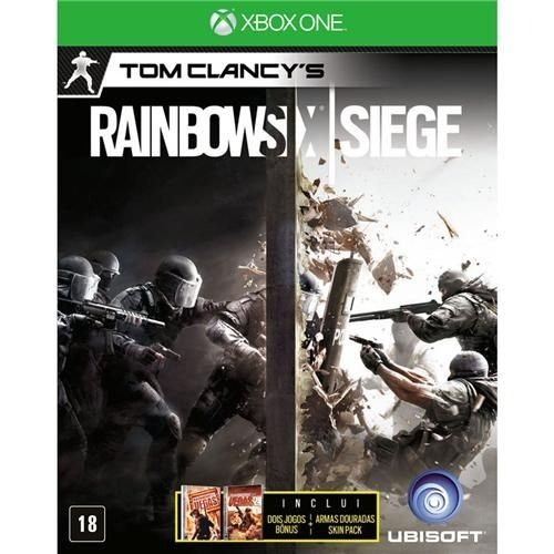 Game Tom Clancys Rainbow Six: Siege - Xbox One