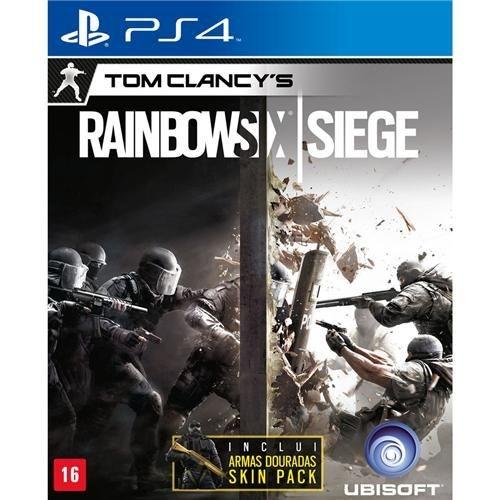 Game Tom Clancys Rainbow Six: Siege - PS4