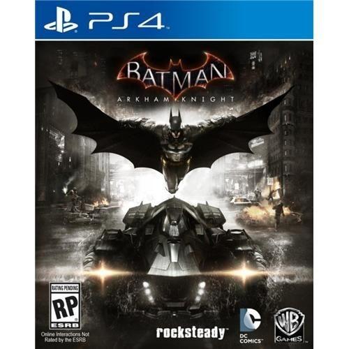 Jogo Batman: Arkham Knight - Edição Limitada - PS4.