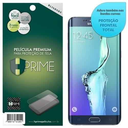Pelicula Protetora de Tela HPrime para Galaxy S6 Edge+ (Plus) Blindada Curves (Cobre Parte Curva Tela)