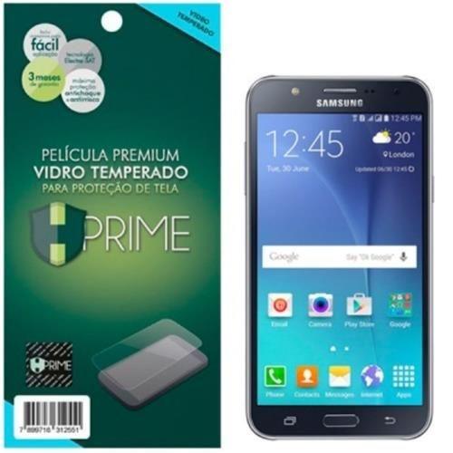 Película Protetora de Tela HPrime Vidro Temperado para Samsung Galaxy J7