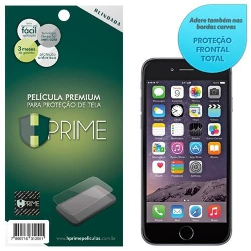 Película Hprime Apple Iphone 6 / 6S - Curves (Cobre A Parte Curva Da Tela).