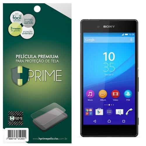 Kit de Película HPrime para Sony Xperia Z3+/Z4 Frente e Traseira