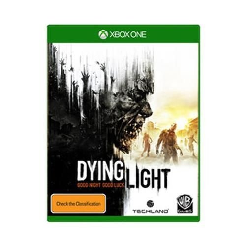 Jogo Warner DYING LIGHT Xone