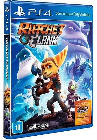 Jogo Ratchet & Clank Ps4