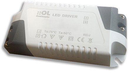 Driver Alto Fator para Tuboled T5 20W OL ILUMINAÇÃO
