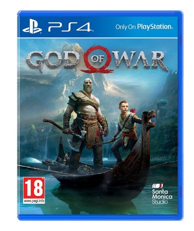 God of War 4 - PS4 - Playstation 4