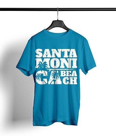 T-SHIRT SANTA MONICA BEACH