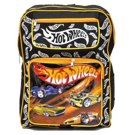JO18805 - MOCHILA MASC. HOT WHEELS