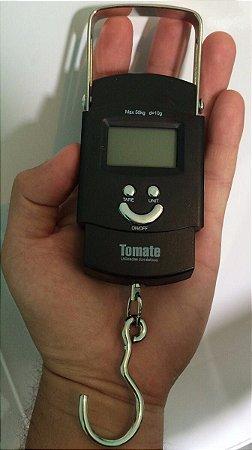 Balança Digital De Mão E De Precisão Tomate Stc02