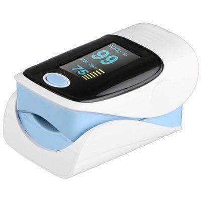 Monitor Pulse Oximeter Cardíaco De Ponta De Dedo