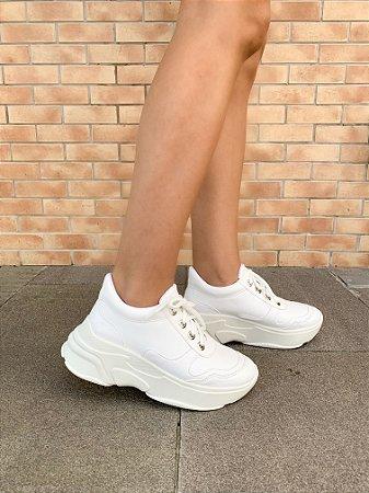 Tênis Chunky Sneaker - Branco