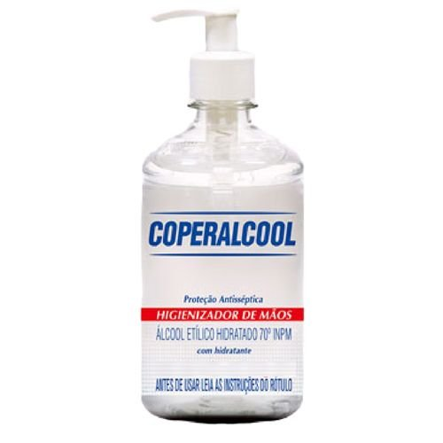 ALCOOL 70% ANTI-SEPTICO GEL C/750 GR - COPERALCOOL
