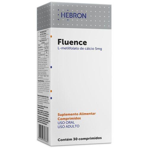 FLUENCE 5MG C/ 30 COMPRIMIDOS (ÁCIDO FÓLICO)- HEBRON