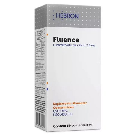 FLUENCE 7,5MG C/ 30 COMPRIMIDOS (ÁCIDO FÓLICO)- HEBRON