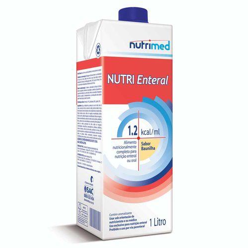 NUTRI ENTERAL 1.2 TP 1L - NUTRIMED