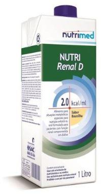 NUTRI RENAL D TP 1L - NUTRIMED