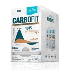 CARBOFIT (PALATINOSE) NEUTRO 20 SACHES C/15GR - EQUALIV
