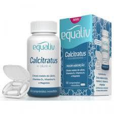 CALCITRATUS C/60 CP REV - EQUALIV