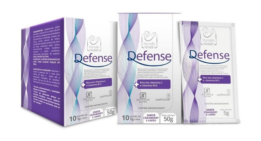 DEFENSE CX C/ 10 SACHES 5G