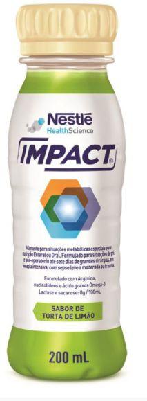 IMPACT SABOR TORTA DE LIMAO C/200 ML - NESTLE