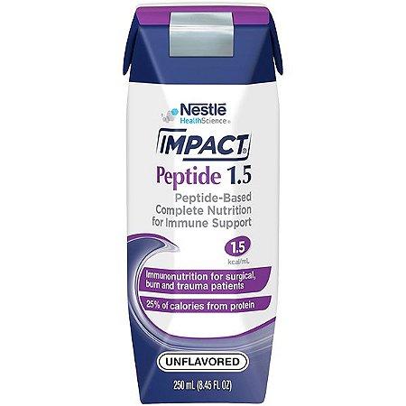 IMPACT PEPTIDE 1.5 C/1000 ML S.F - NESTLE *VALIDADE PRÓXIMA*