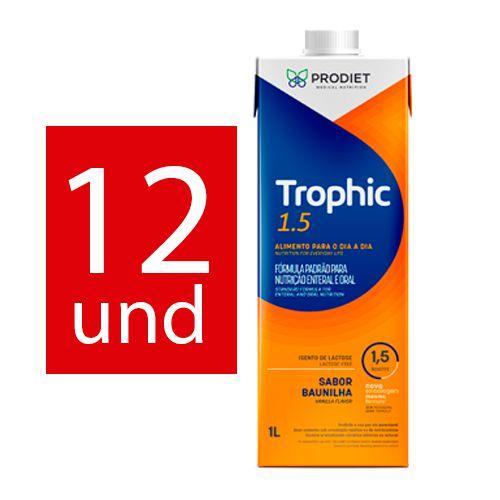 KIT C/ 12UNI TROPHIC 1.5 L - PRODIET