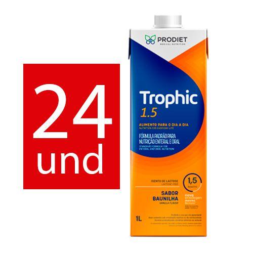 KIT C/24 UNI TROPHIC 1.5 L - PRODIET