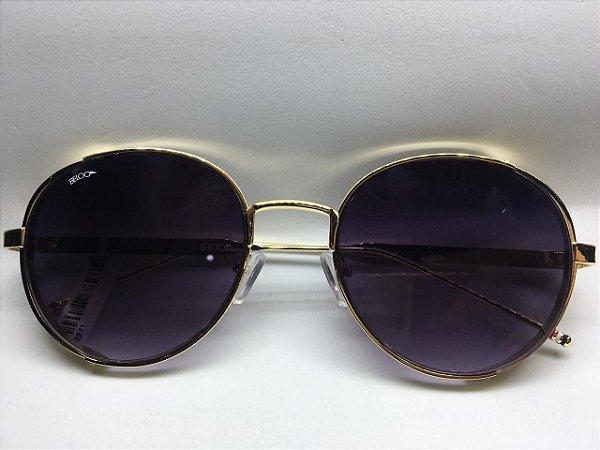 Óculos de Sol Beloo S1908 Dourado