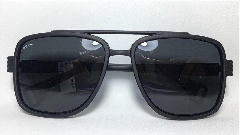 Óculos de Sol Beloo H1036 Preto fosco