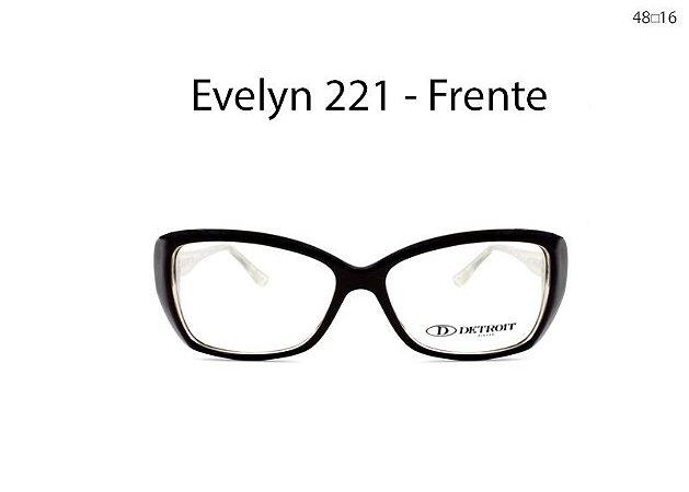 Armação Detroit Evelyn 221