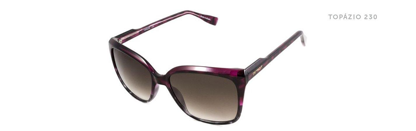 Óculos de Sol Detroit Topázio 230