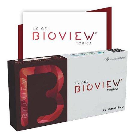 Lente de Contato Bioview Tórica
