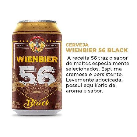 Cerveja Wienbier 56 Black 350ml