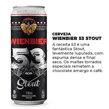Cerveja Wienbier 53 Stout 710ml