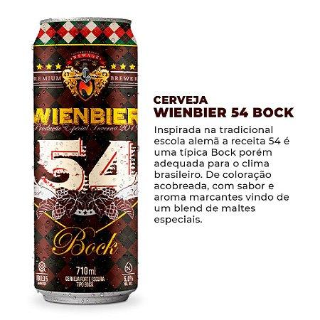 Cerveja Wienbier 54 Bock 710ml